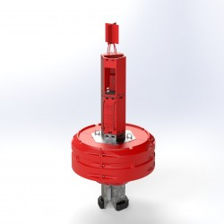 FLC3000 lateral buoy