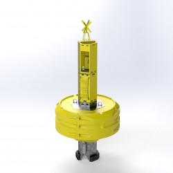 FLC3000 special mark buoy