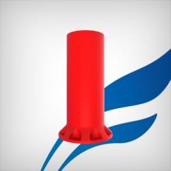 Mât Cylindrique FLC1200 ou FLC1500 une couleur
