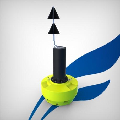 FLC1200 Cardinal marker buoy