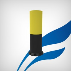 Cylindric Mast FLC1800 bicolor