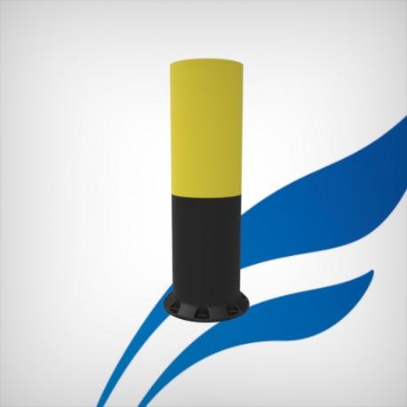 Mât Cylindrique FLC1800 bicolore