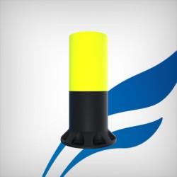Mât Cylindrique FLC1200 ou FLC1500 bicolore
