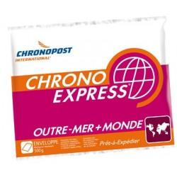 Envoi des documents d'exportation par courrier express et suivi