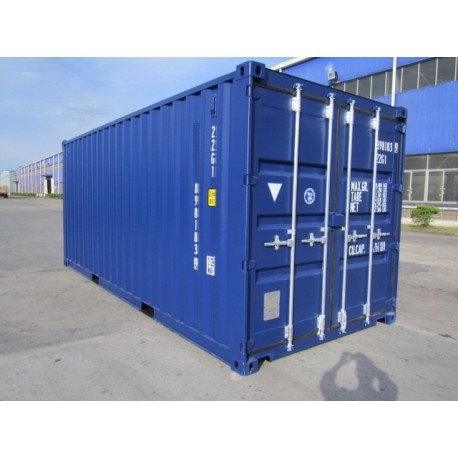 20' DRY Container Loading