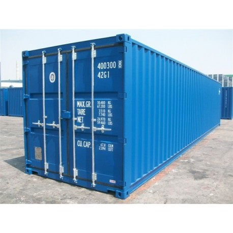 40' DRY Container Loading