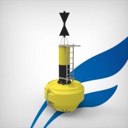 FLC2200 Cardinal buoy