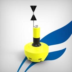 FLC1500 Cardinal navigation aid buoy