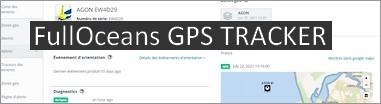FullOceans Tracker GPS